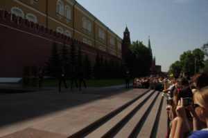 Исторический музей. Александровский сад.
