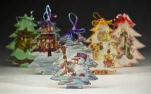 Рождественский конкурс творческих работ и поделок  2014 г.