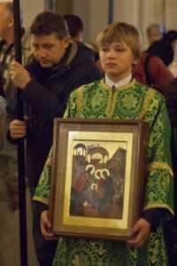 Праздник Преставления прп.Сергия Радонежского 2013 год