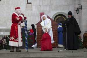 Рождественская ёлка 2013 год.