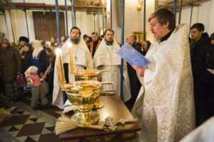 Святое Богоявление. Крещение Господа Бога и Спаса нашего Иисуса Христа 2014