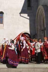 Колокольный звон 2011год.