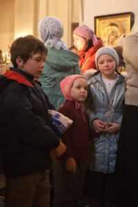 Благовещение Пресвятой Владычицы нашей Богородицы и Приснодевы Марии и Лазарева суббота.07 апреля 2012 года.
