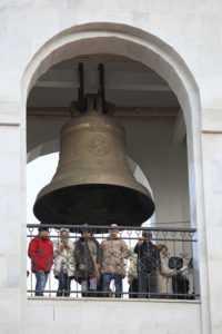 Колокольный звон 2010 год.