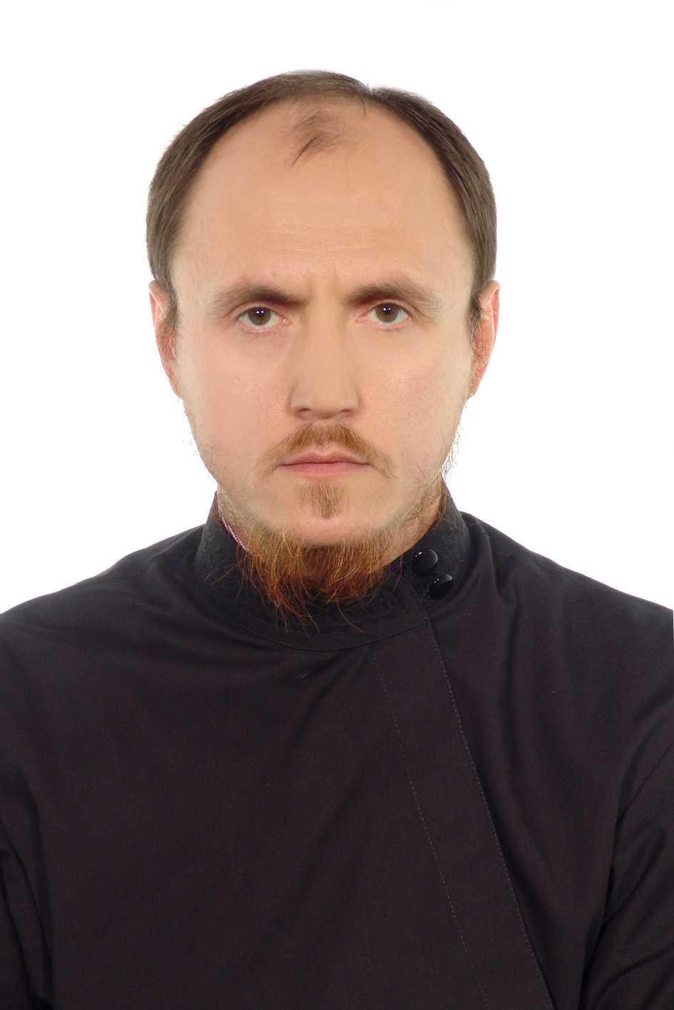 диакон Михаил Леонидович Фадеев