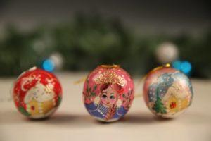 Рождественские поделки воспитанников воскресной школы. 2015 года.