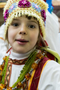 Рождественское славление Христа воспитанниками воскресной школы