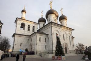 Введение во храм Пресвятой Богородицы. 2014 год.