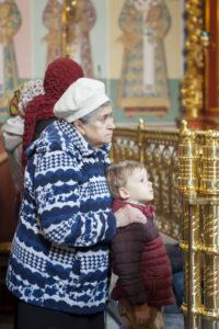 Благовещение Пресвятой Владычицы нашей Богородицы и Приснодевы Марии 2015 год