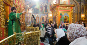 Престольный праздник Преставления прп.Сергия игумена Радонежского и всея России чудотворца. 08 октября 2015 года.