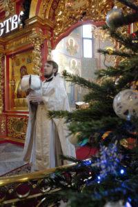 Рождество Господа Бога и Спаса нашего Иисуса Христа. 6-7 января 2016 года.