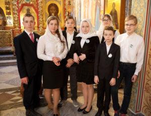 III Детская историческая интеллектуальная игра «Московские монастыри: взгляд в прошлое обителей»