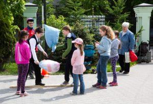 Детский Пасхальный фестиваль. 15 мая 2016 года.