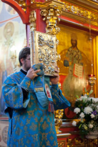 Успение Пресвятой Владычицы нашей Богородицы и Приснодевы Марии. 27-28 августа 2016 года.