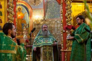 Преставление прп.Сергия Радонежского. 08 октября 2016 года.