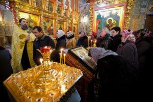 День памяти святителя Николая, архиепископа Мир Ликийских, чудотворца. 19 декабря 2016 года.