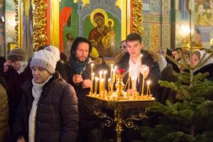 Рождество Господа Бога и Спаса нашего Иисуса Христа 2017 год