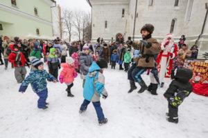 Рождественская Ёлка. 15 января 2017 год.