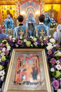 Благовещение Пресвятой Владычицы нашей Богородицы и Приснодевы Марии.07 апреля 2017 года.
