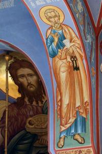День памяти славных и всехвальных первоверховных апостолов Петра и Павла. 12 июля 2017 года.