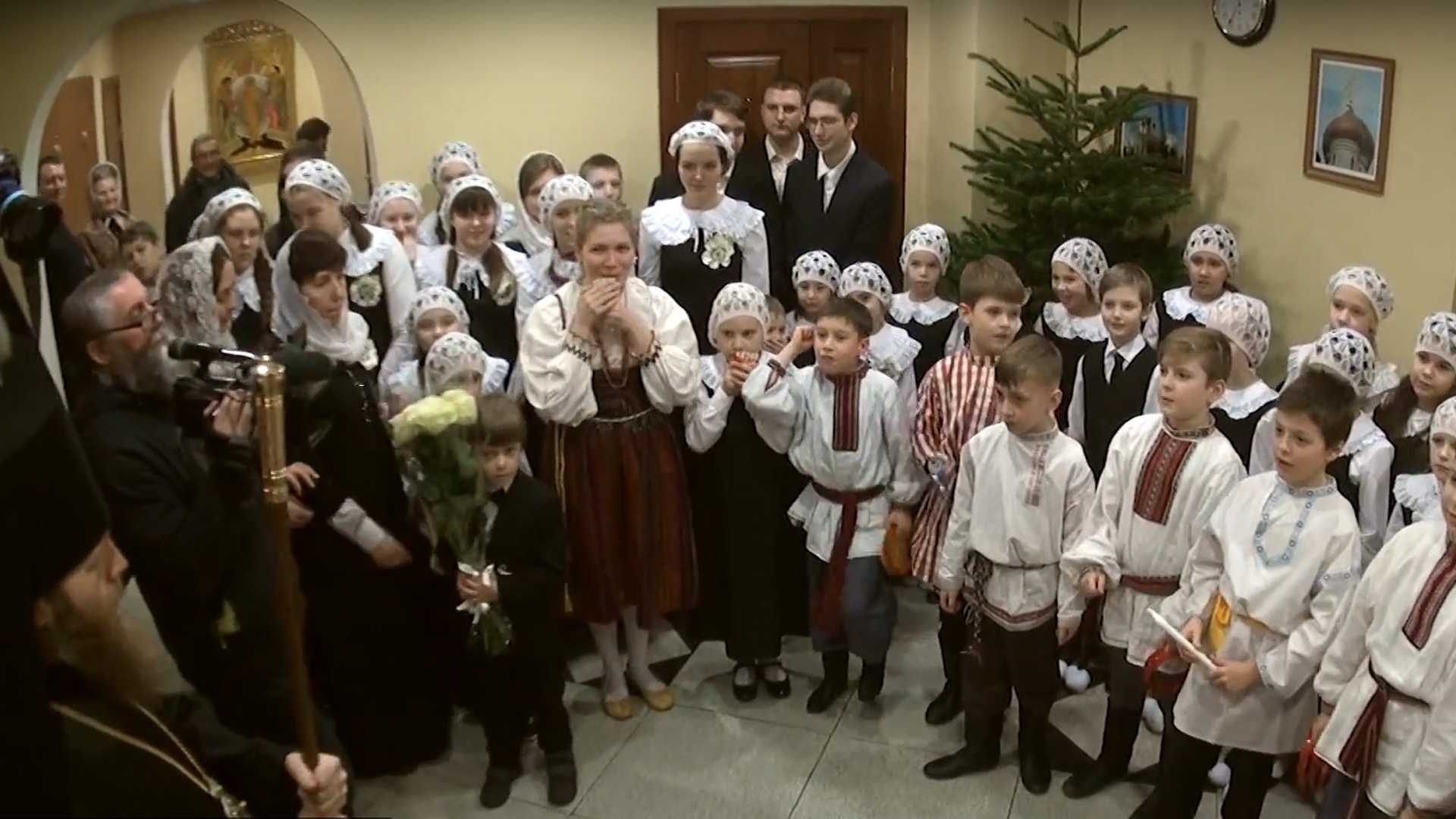 Дети Никола Савва 2017