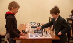 V ежегодный турнир по шахматам среди воскресных школ