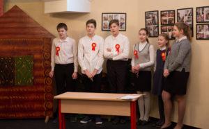 В воскресной школе «Радовесть» прошла  игра «История патриаршества в России»