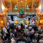 День памяти святых славных и всехвальных первоверховных апостолов Петра и Павла. 12 июля 2018 года.