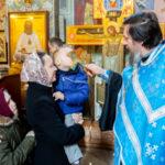 Воскресная школа «Радовесть» храма прп.Сергия Радонежского на Рязанке поздравляет всех с Днем матери!