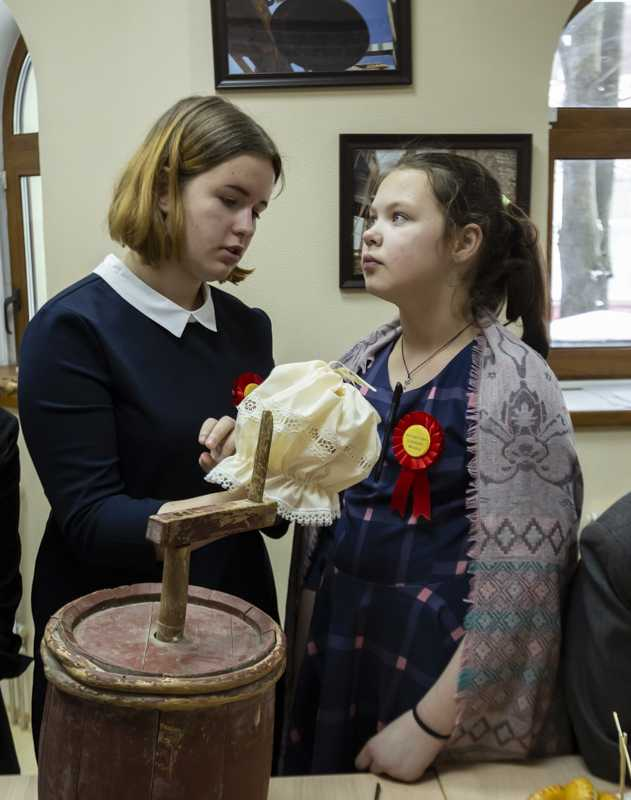 VI Детская историческая интеллектуальная игра «Путешествие в прошлое Москвы».24 февраля 2019 года.