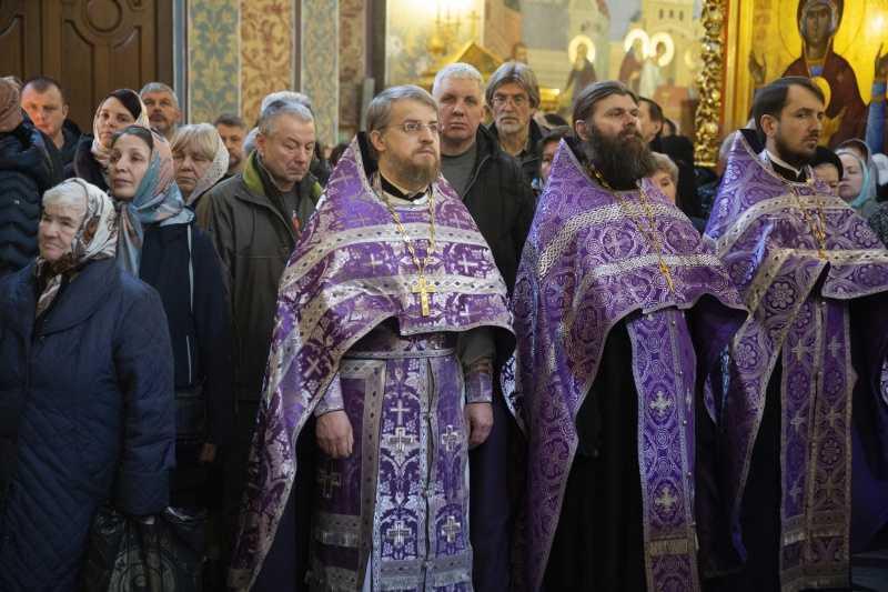 Неделя 1-я Великого поста. Торжество Православия. 08 марта 2020 года.