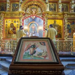 7 июля 2020 г. Петров пост. Рождество Пророка, Предтечи и Крестителя Господня Иоанна.