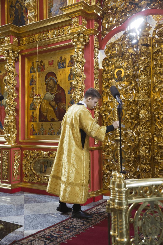 5 июля 2020 г. Петров пост. Неделя 4-я по Пятидесятнице.