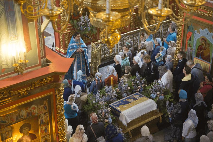 Успение Пресвятой Богородицы 28 августа 2020