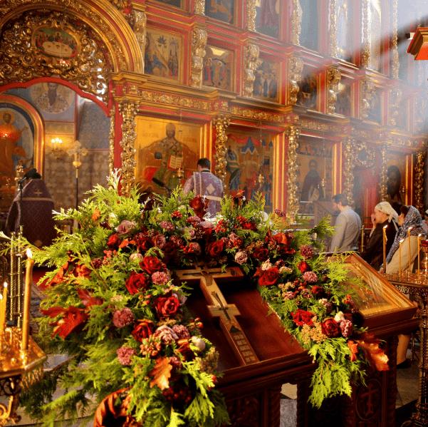 4 октября 2020 г. Отдание праздника Воздвижения Животворящего Креста Господня.