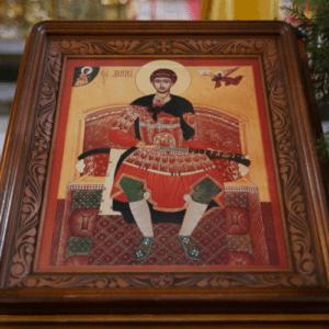 Неделя 22-я по Пятидесятнице.Вмч. Димитрия Солунского.
