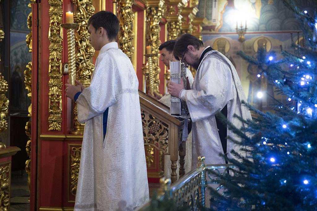 Рождество Христово. Часть 2.