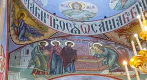 Сретение Господа Бога и Спаса Нашего Иисуса Христа. Фоторепортаж