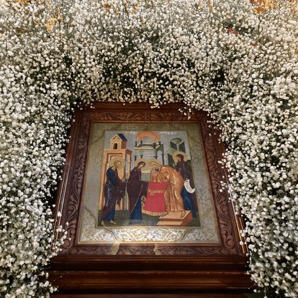 Обращение Святейшего Патриарха Московского и всея Руси Кирилла по случаю праздника Сретения Господня