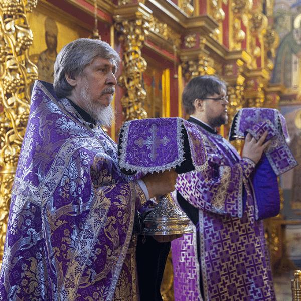 Неделя 2-я Великого поста, свт. Григо́рия Паламы. Проповедь прот. Виктора Сандар