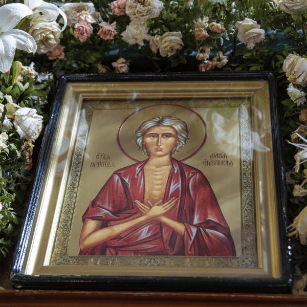 Неделя 5-я Великого поста. Прп. Марии Египетской.18 апреля 2021 г.