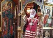 В день памяти равноапостольных Мефодия и Кирилла Святейший Патриарх Кирилл совершит Божественную литургию