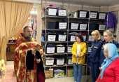 В Выборге и Кинешме открыли епархиальные центры гуманитарной помощи