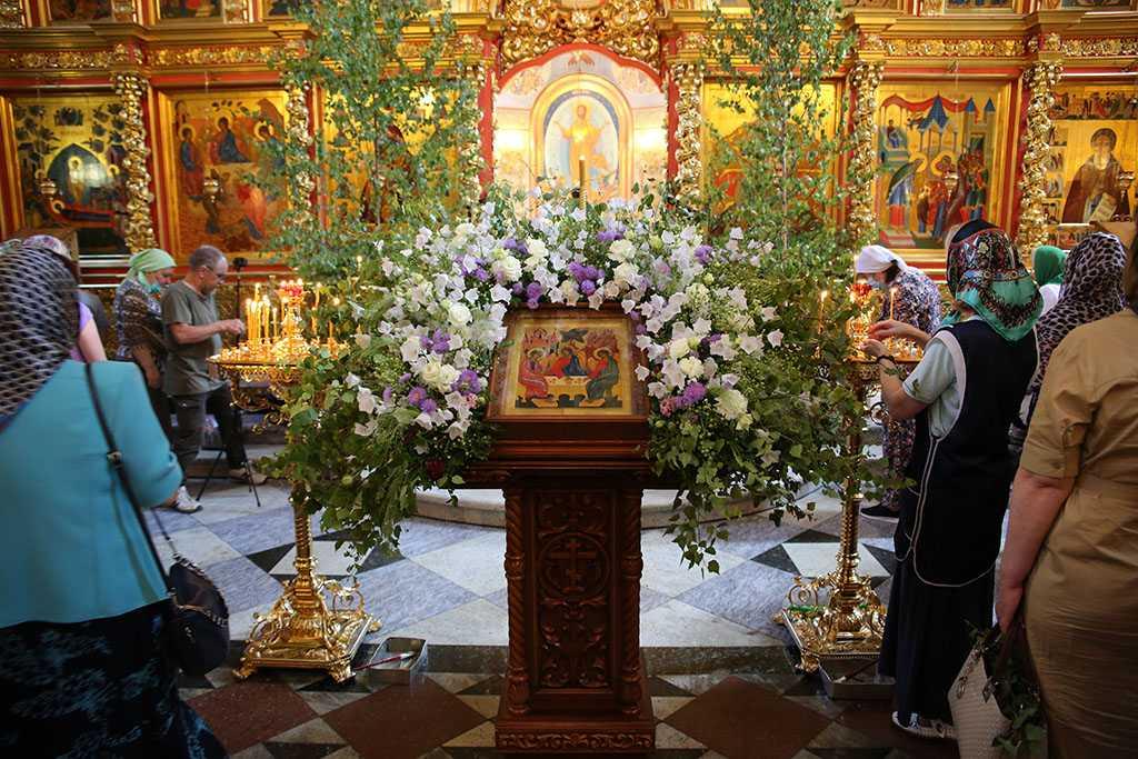 День Святой Троицы. Фото и видео репортажи.