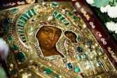 В Казани открылась выставка «Собор Казанской иконы Божией Матери. Возрождение»