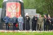 В 21-ю годовщину гибели АПЛ «Курск» в епархиях Русской Православной Церкви молитвенно почтили память погибших подводников