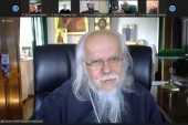 Председатель Синодального отдела по благотворительности провел онлайн-совещание с главами социальных отделов епархий