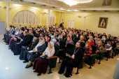 В Дивеевском монастыре проходит конференция «Наследие преподобного Серафима Саровского и актуальные вопросы духовно-нравственного просвещения»