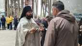 В 17-ю годовщину террористического акта в Беслане в стенах городской школы № 1 совершена Божественная литургия