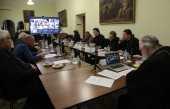 В Издательском Совете прошло заседание литературного форума «Мiръ Слова»